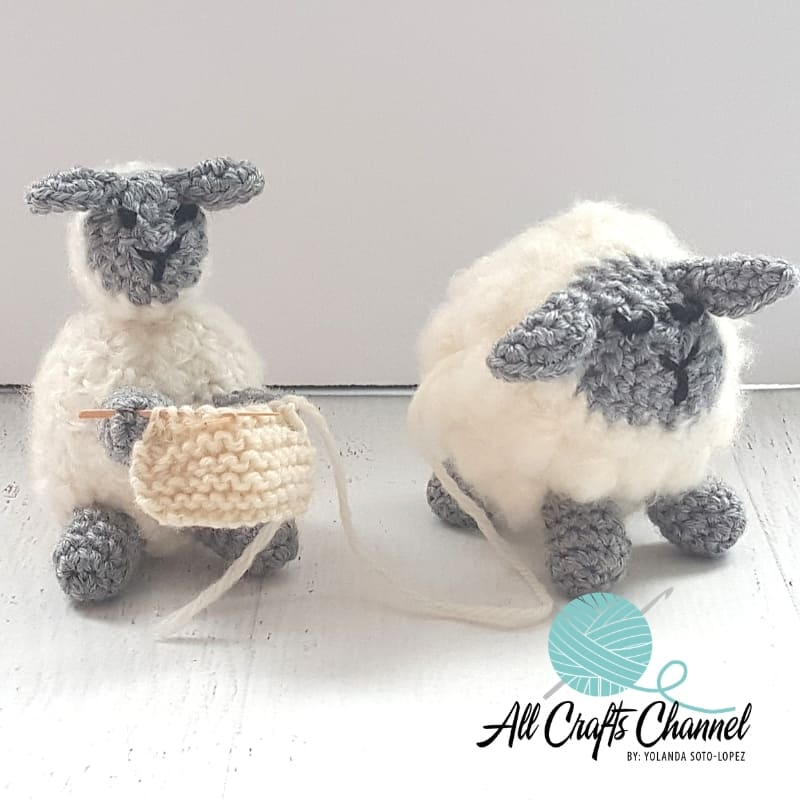 Perfect Amigurumi Gift for crocheters and Knitters - All Crafts Channel