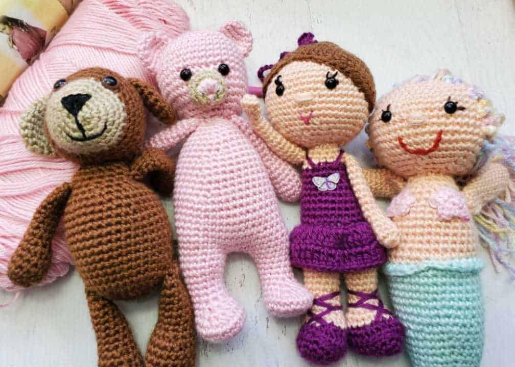 How to crochet cute doll - YouTube | 720x1008